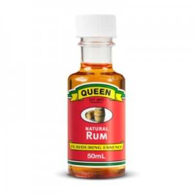 Queen Essences Natural Rum