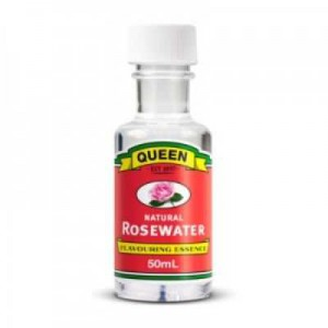 Queen Essences Rosewater Flavour Natural