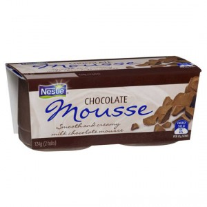 Nestle Chocolate Mousse