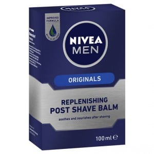 Nivea For Men Mild Aftershave Balm Replenishing