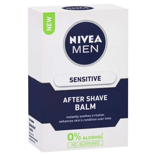 Nivea For Men Active Comfort Aftershave Balm Sensitive