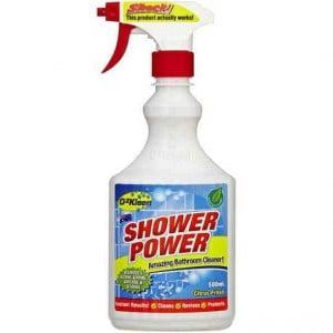 Ozkleen Shower Power Shower Cleaner Trigger