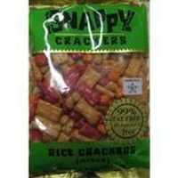 Snappy Rice Crackers Mixed