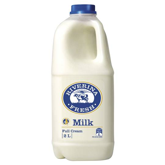 Riverina Full Cream Milk