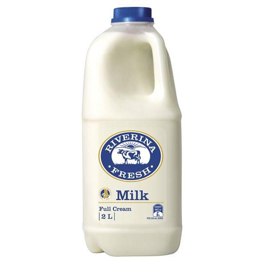 Riverina Full Cream Milk