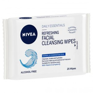 Nivea Visage Facial Wipes Refresh