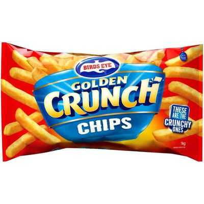 Birds Eye Straight Cut Golden Crunch