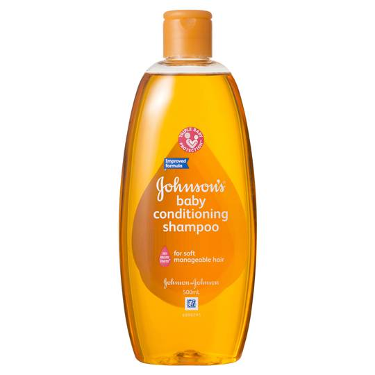Johnson's Baby Hair Care Conditioning Shampoo