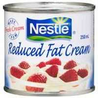 Nestle Reduced Fat Cream
