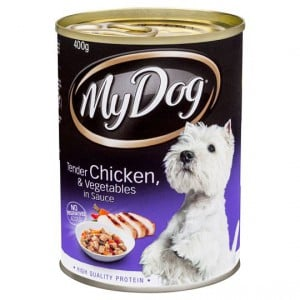 My Dog Adult Dog Food Chicken & Vegetables