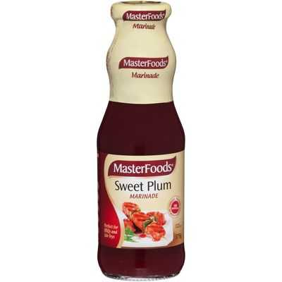 mom62624 reviewed Masterfoods Marinade Sweet Plum