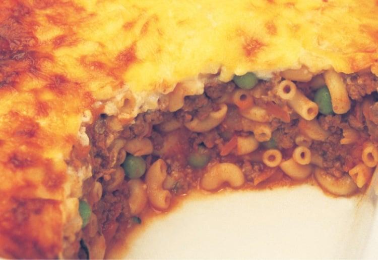 Macaroni Beef