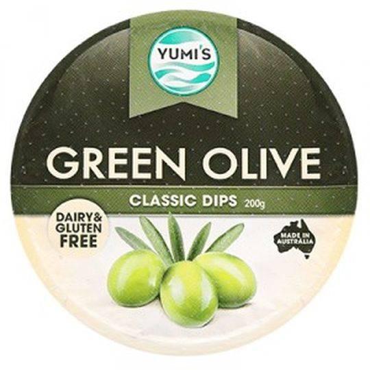 Yumi's Dip Italian Olive