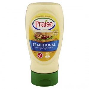 Praise Mayonnaise Mayonnaise
