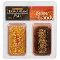 Tasmanian Pate Cracked Pepper & Orange Brandy