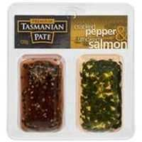 Tasmanian Pate Smoked Salmon & Cracked Pepper