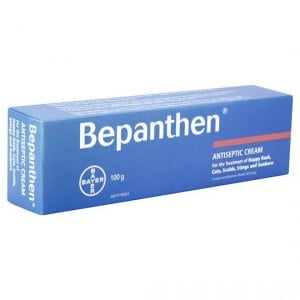 Bepanthen Nappy Cream Antiseptic B5 Cream