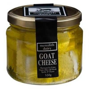 Meredith Goat Cheese In Olive Oil