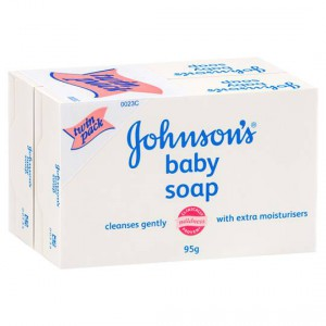 Johnson's Baby Wash Soap Twin Pack