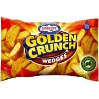 Birds Eye Potato Wedges Golden Crunch