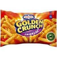 Birds Eye Golden Crunch Crinkle Cut Chips