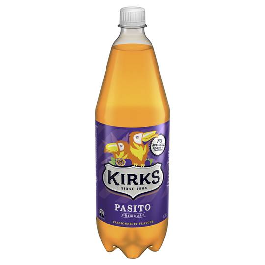 Kirks Pasito Passionfruit