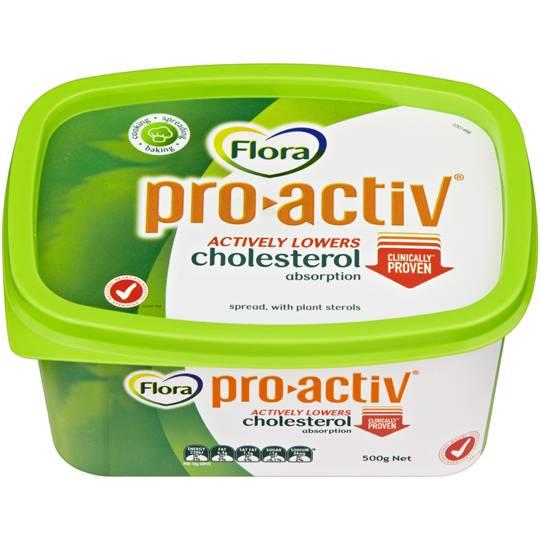 Flora Pro-activ Margarine