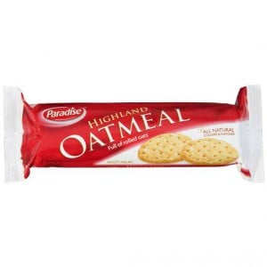 Paradise Plain Highliand Oatmeal Biscuit