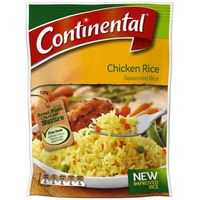 Continental Flavoured Rice Chicken