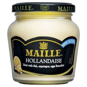 Maille Hollandaise Cream Sauce With Lemon Juice