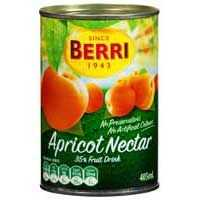 Berri Canned Apricot Nectar With 35% Juice
