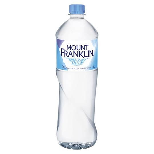 Mount Franklin Spring Water