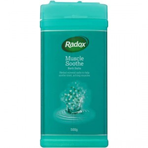 Radox Bath Additive Muscle Soothe