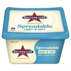Western Star Light 'n' Soft Spreadable