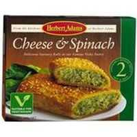 Herbert Adams Rolls Flaky Cheese & Spinach
