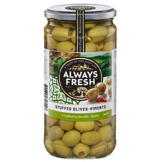 Always Fresh Olives Spanish Stuffed