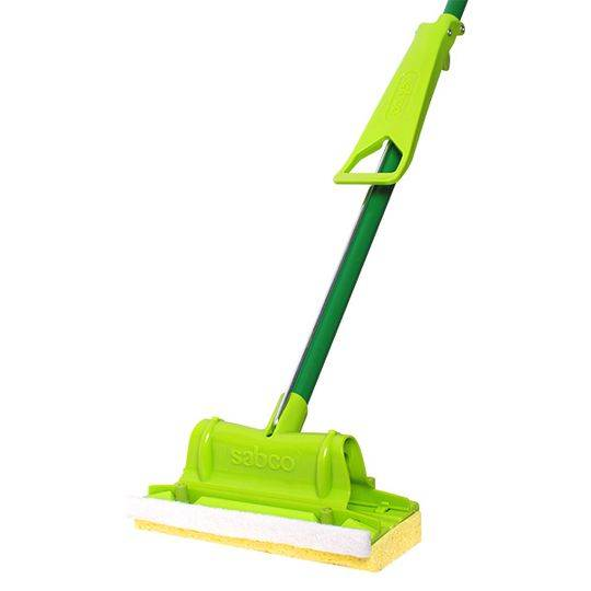 Sabco Lightning Mop With Easy Change Refill