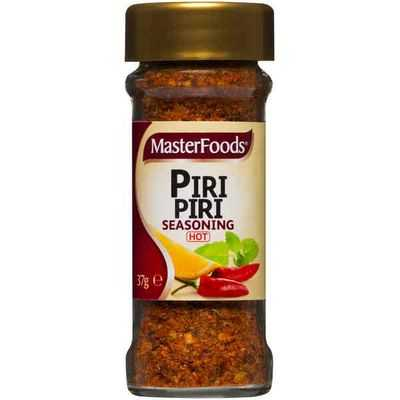 Masterfoods Seasoning Piri Piri