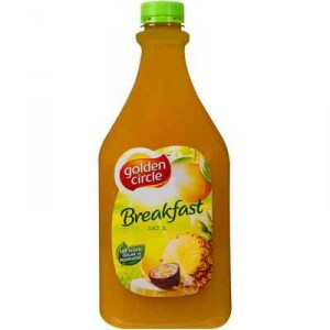 Golden Circle Breakfast Juice