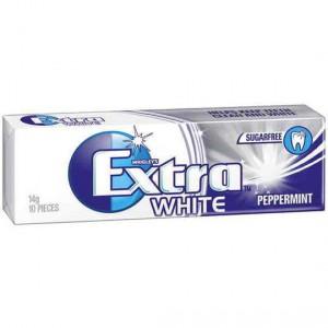 Wrigley's Extra White Gum Mint