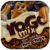 Yogo Chocolate With Choc Chip Dessert
