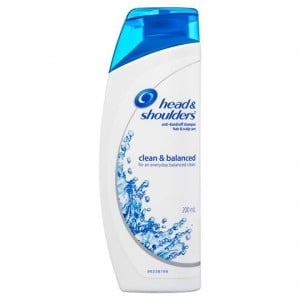 Head & Shoulders Clean & Balanced Anti Dandruff Shampoo