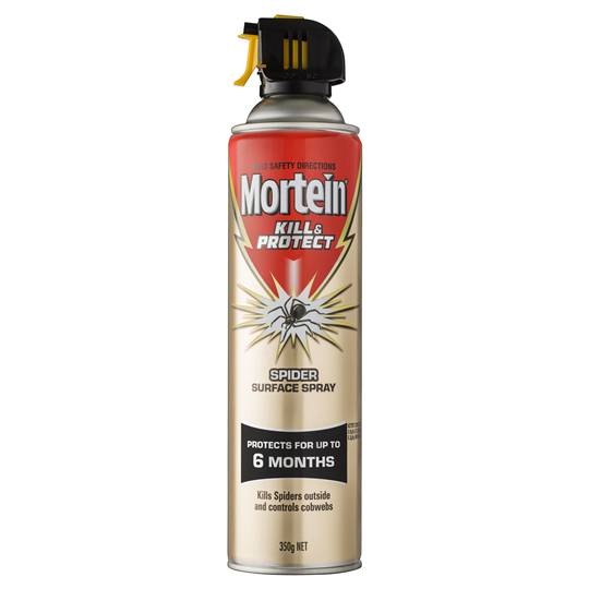 maimama reviewed Mortein Surface Spray Outdoor Spider