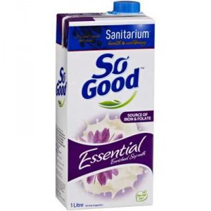 Sanitarium So Good Essential Soy Long Life Milk