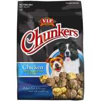 Vip Adult Dog Food Chicken Chunkers
