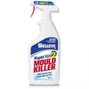 Selleys Bathroom Cleaner Rapid Mould Killer Trigger