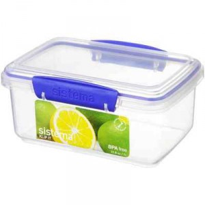 Sistema Klip It Plasticware Rectangle