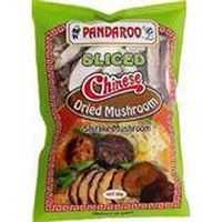 Pandaroo Ingredients Mushroom Chinese Sliced