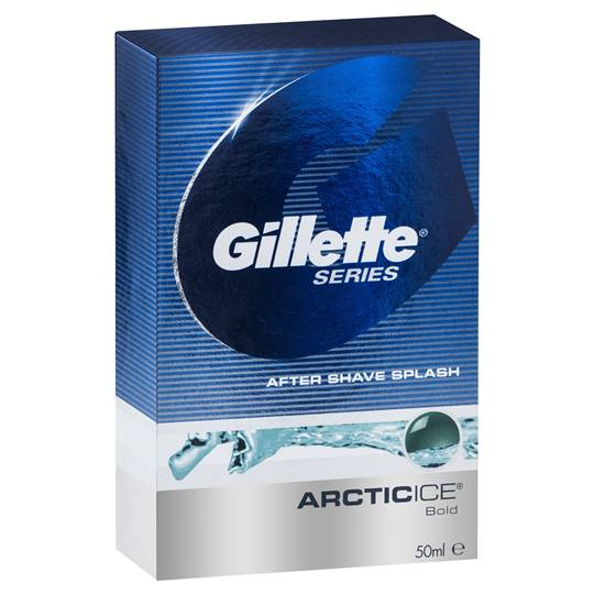 Gillette Series After Shave Splash Arctic Ice