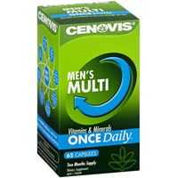 Cenovis Once Daily Men's Multivitamins & Minerals